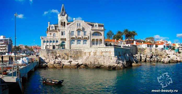 Красивые места Португалии. СС0