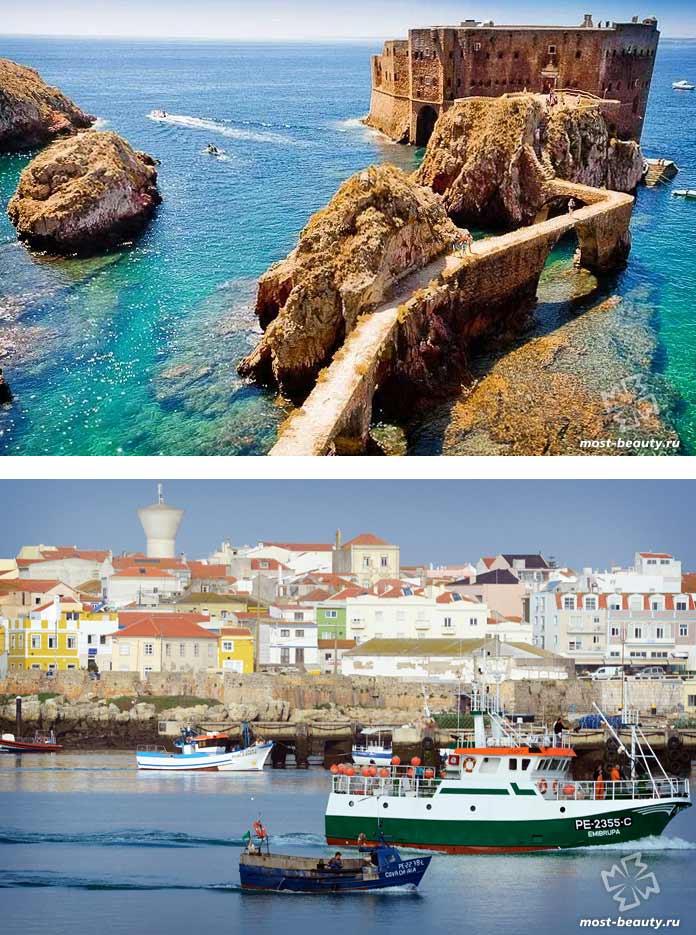 Красивые места Португалии: Пениш