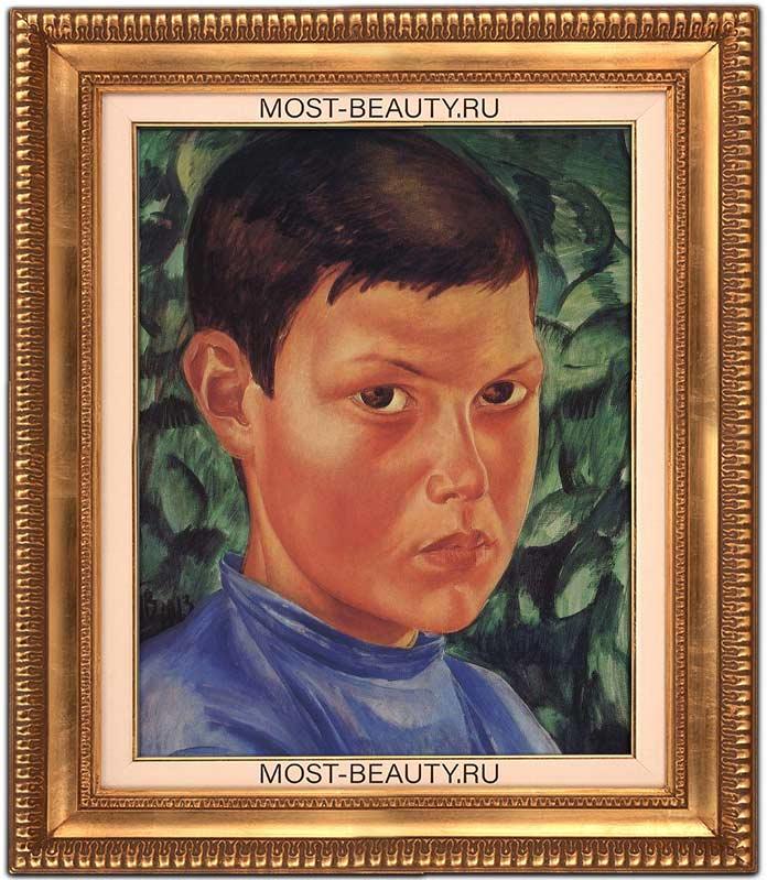 Портрет мальчика (1913)
