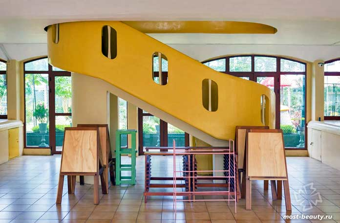 10 лестниц Шри-Ланки: Школа Монтессори святой Бриджит