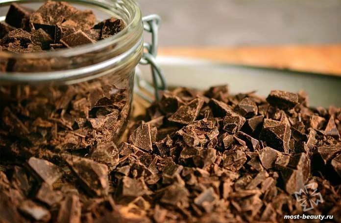 Шоколад - это один из продуктов, который приводит к ночным кошмарам.. СС0