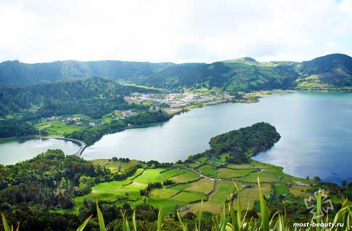 Красивые места Португалии: Сан-Мигель. СС0