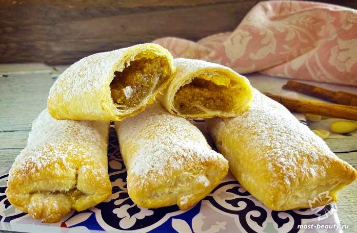 Травессерo-де-Синтра - популярные португальские сладости