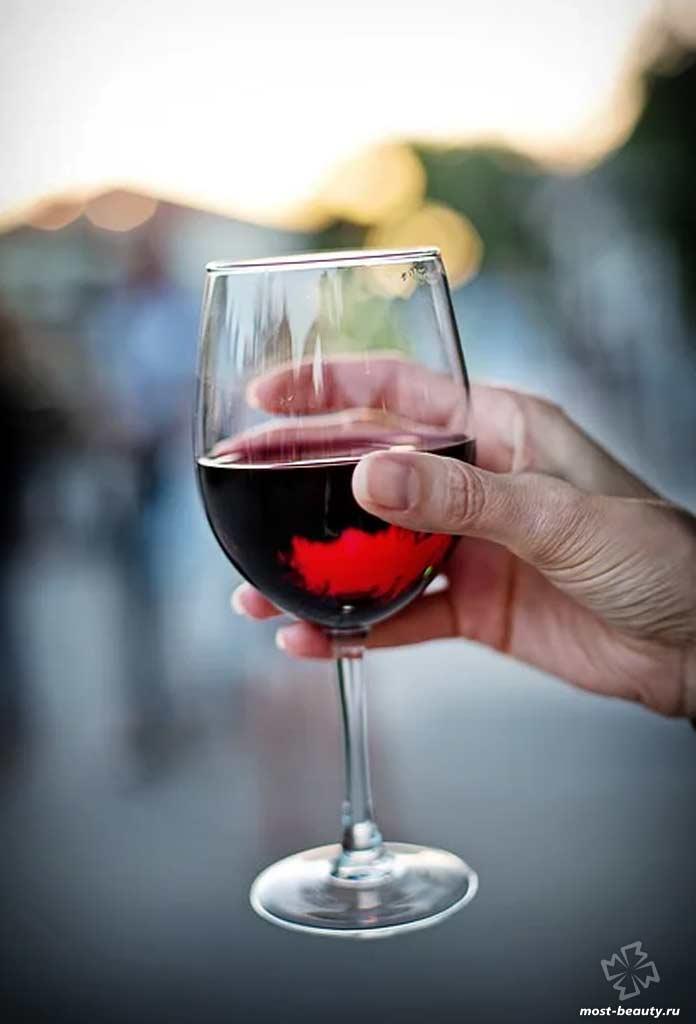 Бокал вина. CC0