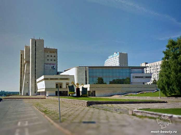 Чувашский государственный театр оперы и балета в Чебоксарах