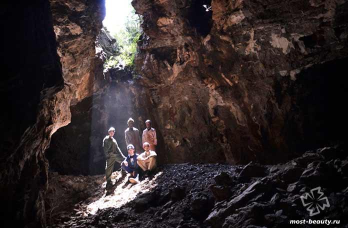 Пещера Восходящей звезды - страшно красивые места для клаустрофобов