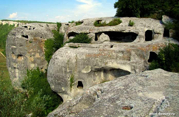 Пещерные города - удивительно красивые места для клаустрофоба