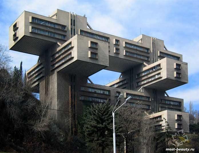 Необычные примеры советской архитектуры