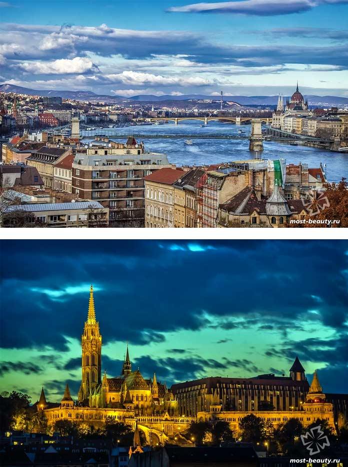 Будапешт - один из самых недооценённых романтических городов. СС0
