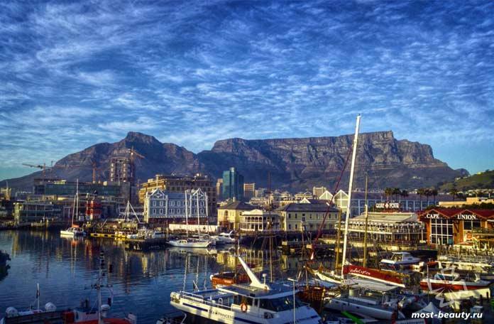 Кейптаун. СС0