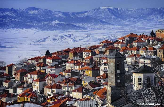 Курорт Крушево - одно из лучших приключений Македонии под открытым небом