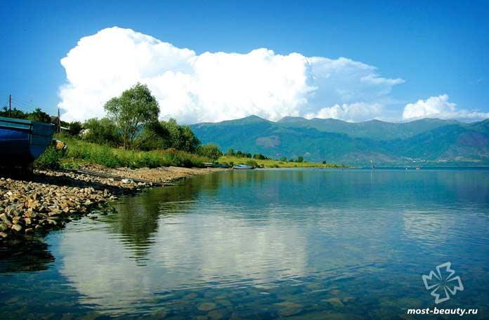 Озеро Преспа - одно из красивейших приключений Македонии под открытым небом