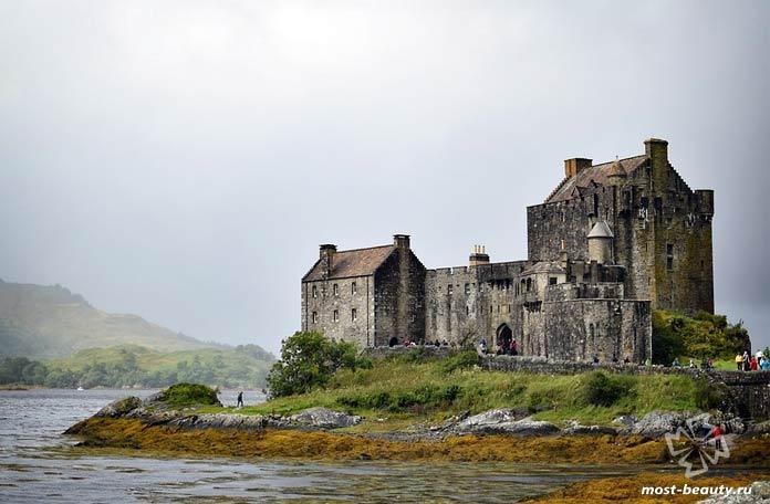 Замок Эйлен–Донан. СС0