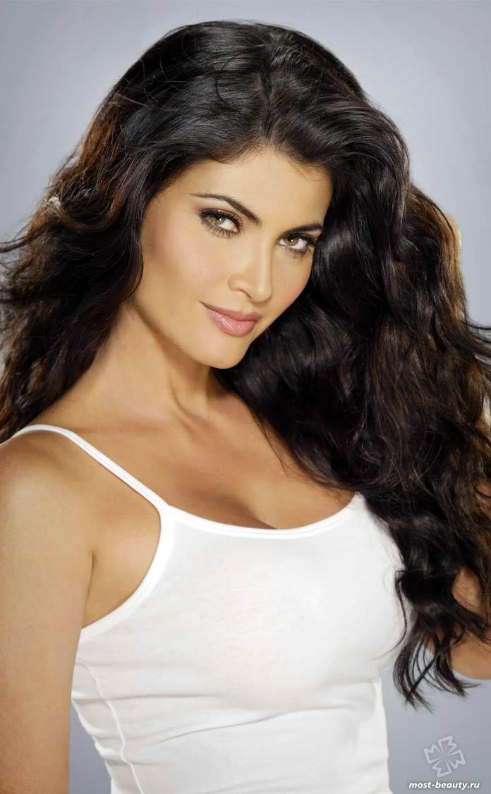 Самые красивые девушки Венесуэлы: Чикинкира Дельгадо