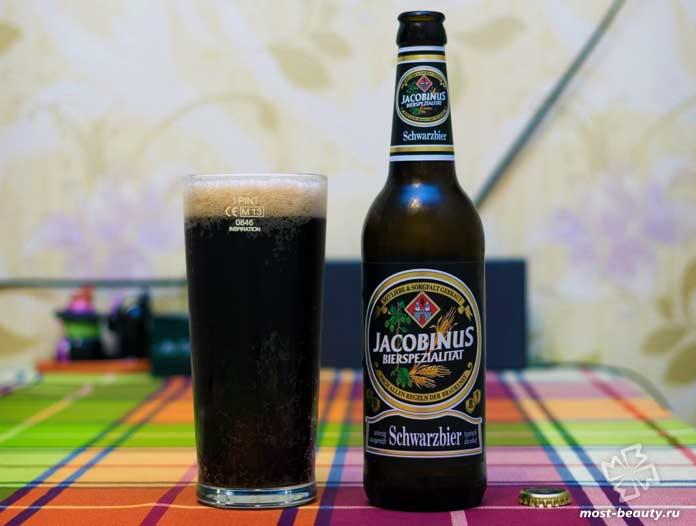 Чёрное пиво