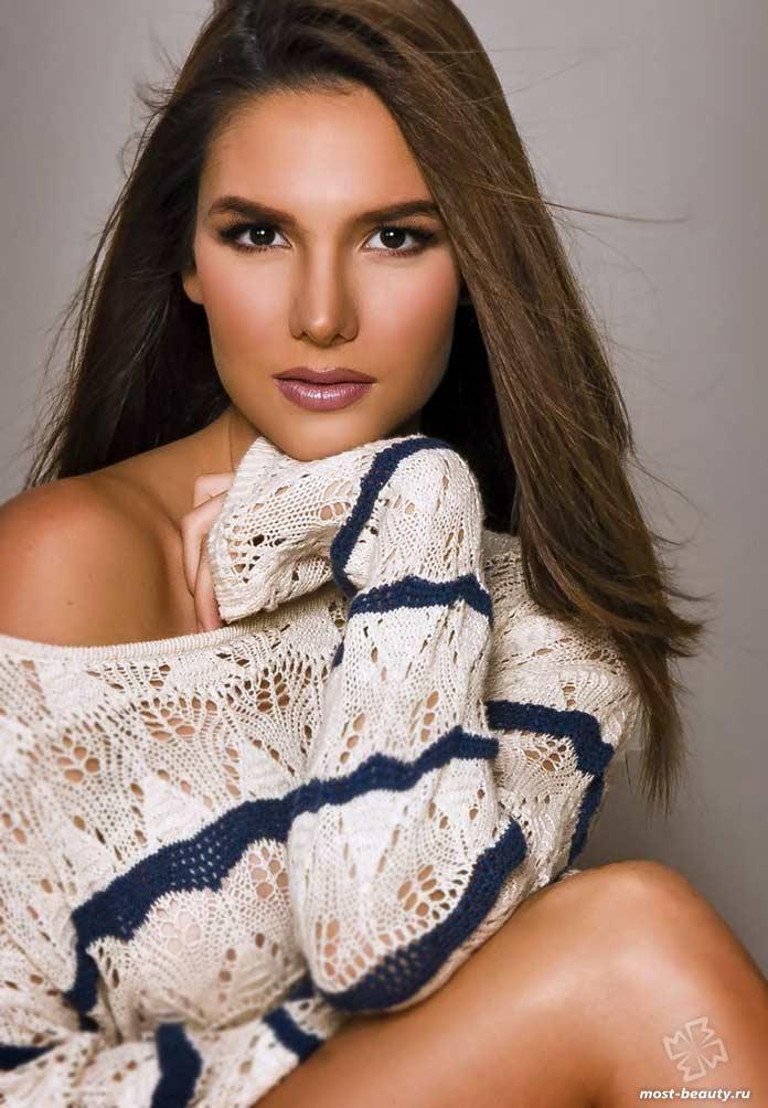 Удивительно красивые девушки Венесуэлы: Иванна Вейл