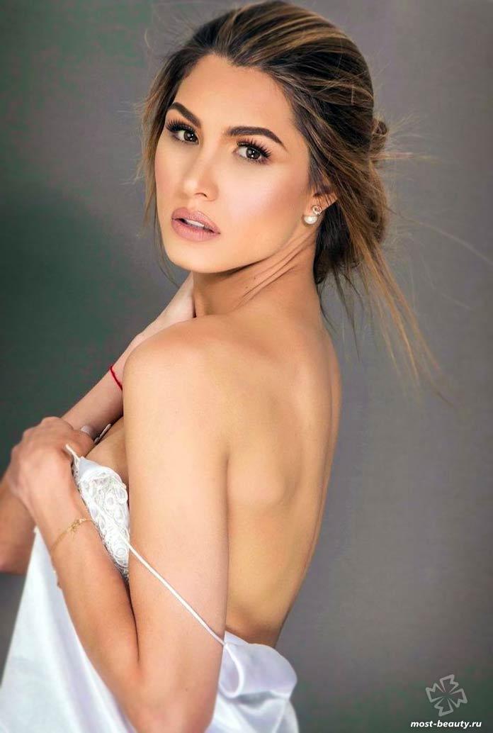 Самые привлекательные девушки Венесуэлы: Осмариэль Виллалобос