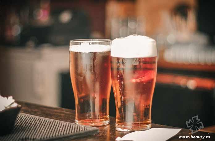 Виды пива: Светлый эль. CC0