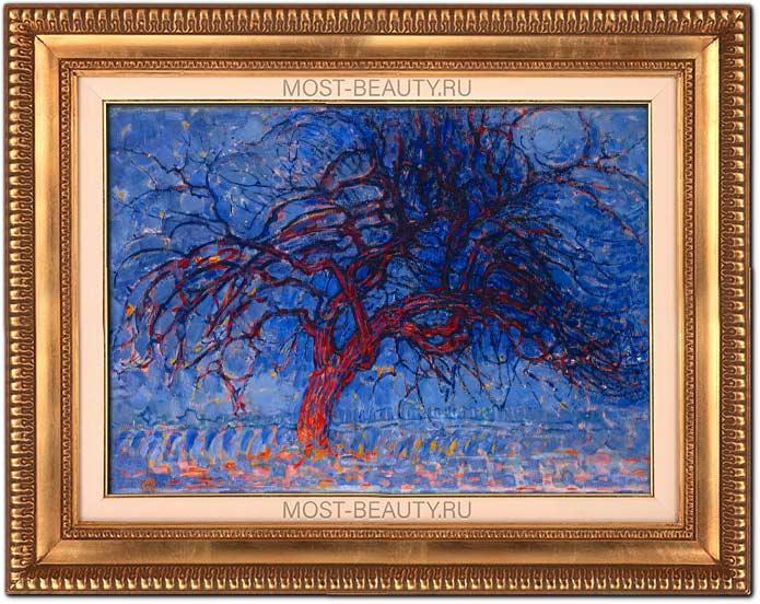 Вечер. Красное дерево (1910)