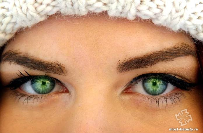 Зелёные глаза. СС0