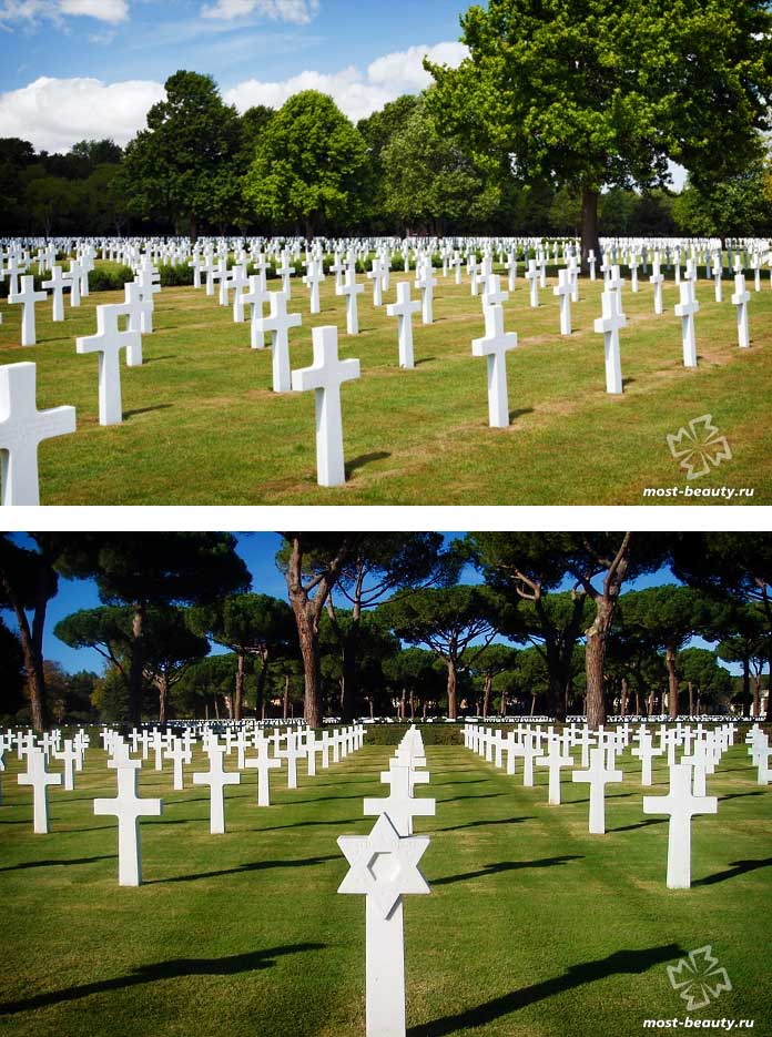 American Military Cemetery. CC0