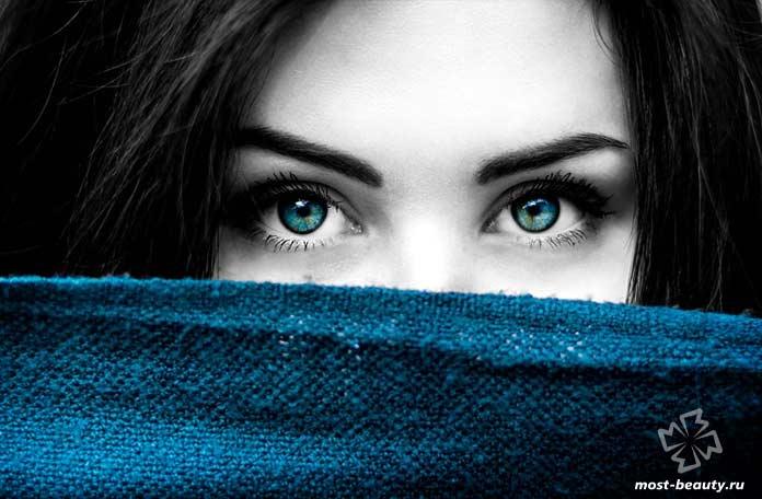 Девушки с голубыми глазами. СС0