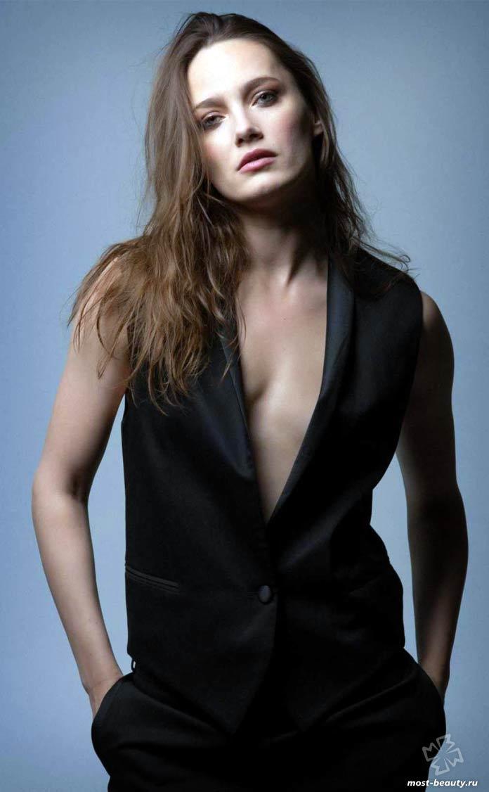 Самые красивые эстонки: Кармен Педару
