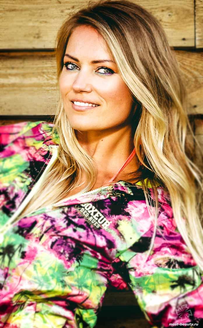 Самые красивые эстонки: Катрин Сиска