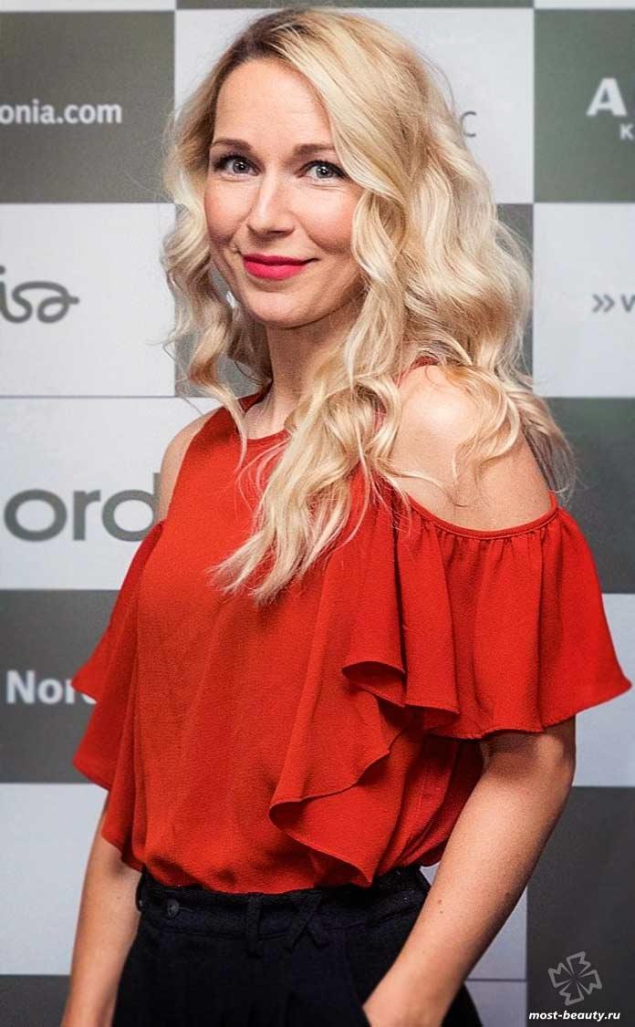 Самые красивые эстонки: Ленна Куурмаа