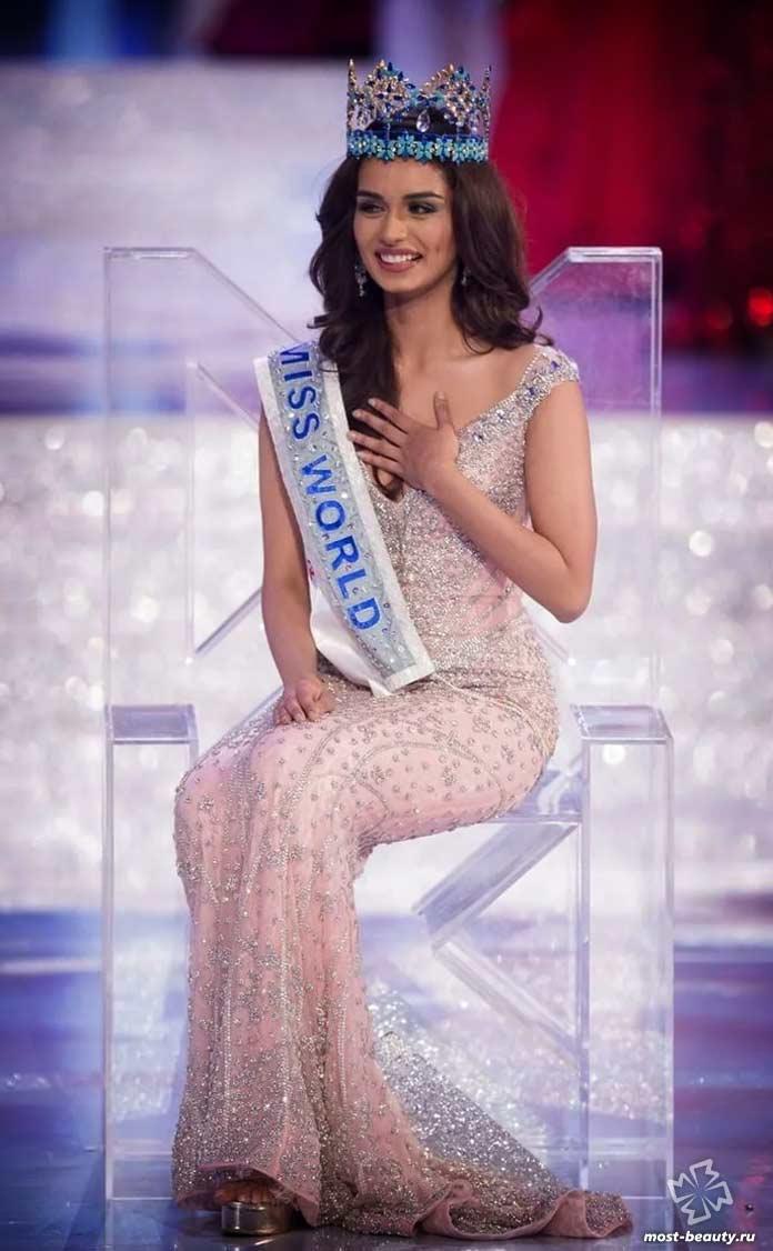 Победительницы «Мисс Мира» в 21 веке: Мануши Чхиллар