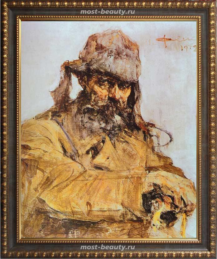 Работы Марселя Дюшана: Портрет отца (1912)