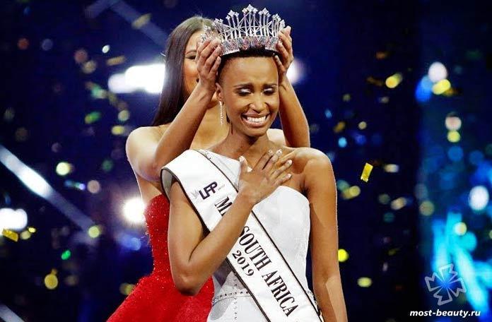 Самые красивые девушки Южной Африки