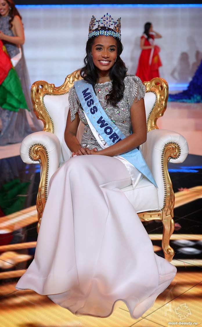 Красивые победительницы «Мисс Мира»: Тони-Энн Сингх