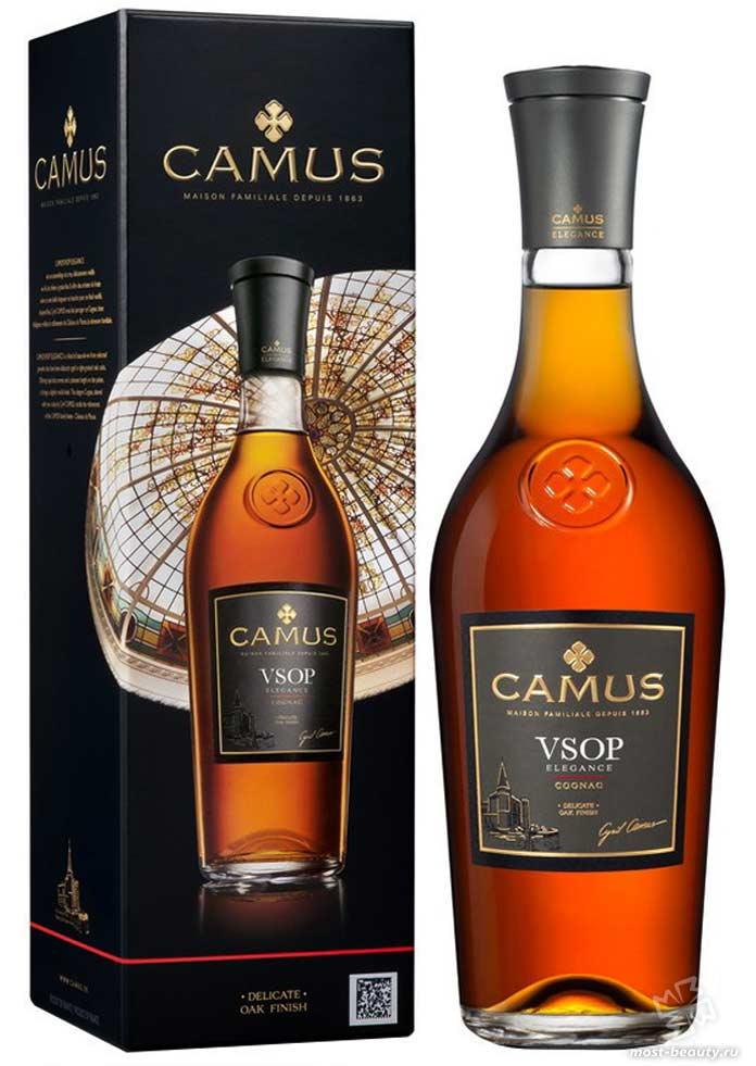 Лучшие коньяки в мире: Camus VSOP