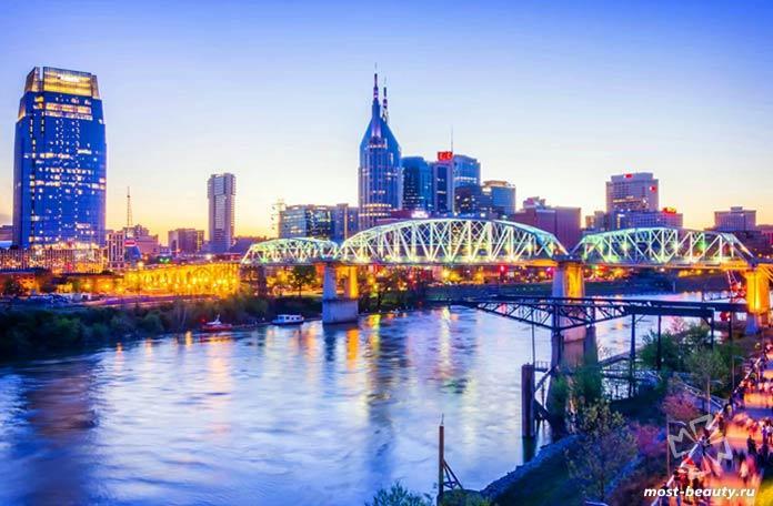 Нашвилл - один из городов США с самыми красивыми девушками. Теннесси