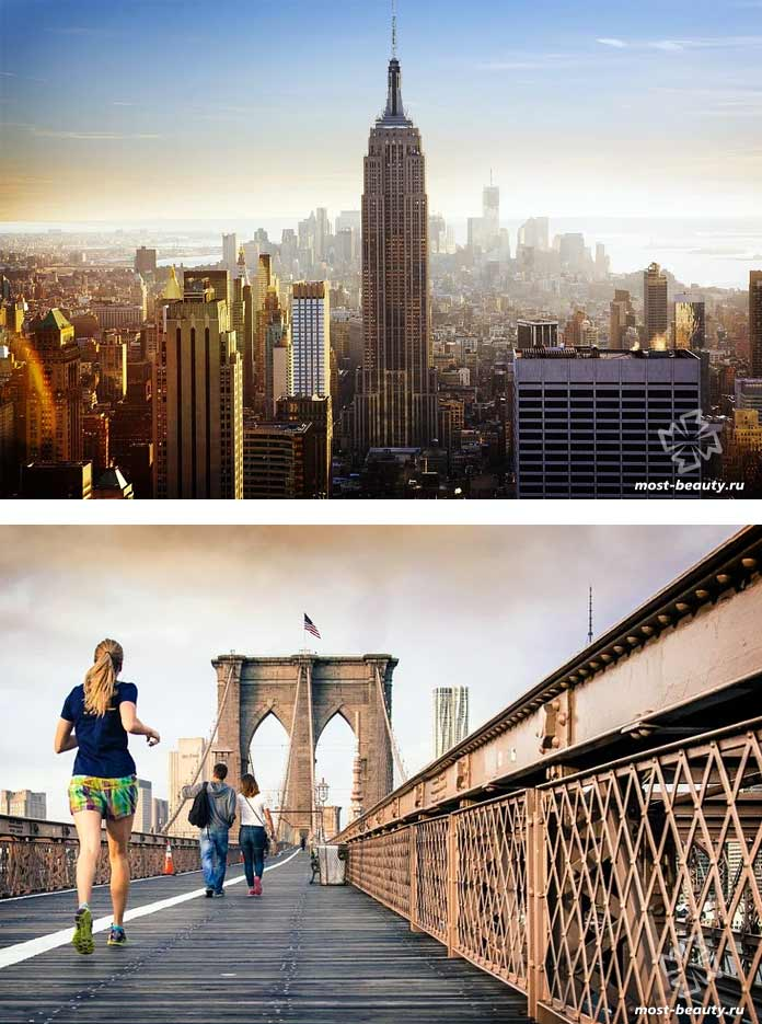 Нью-Йорк - один из городов США с самыми красивыми девушками. СС0