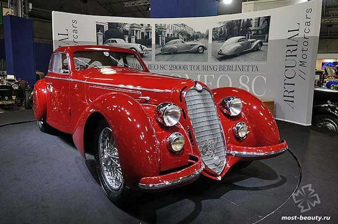 Alfa Romeo 8C 2900 MM