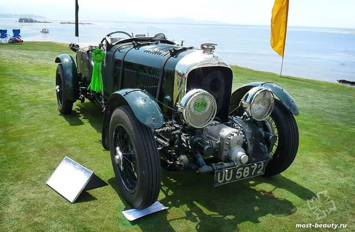 Bentley Birkin Blower