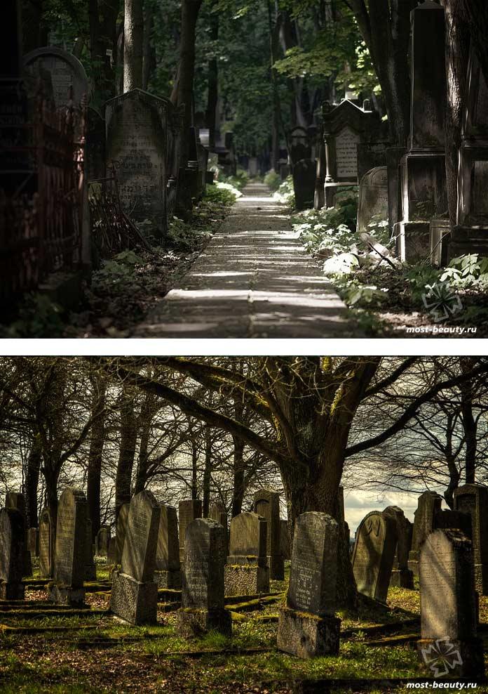 Еврейское кладбище. CC0