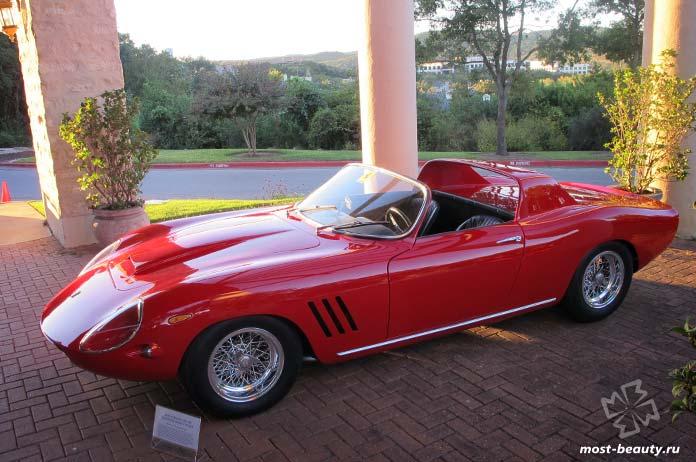 Ferrari 275 NART Spyder. CC0