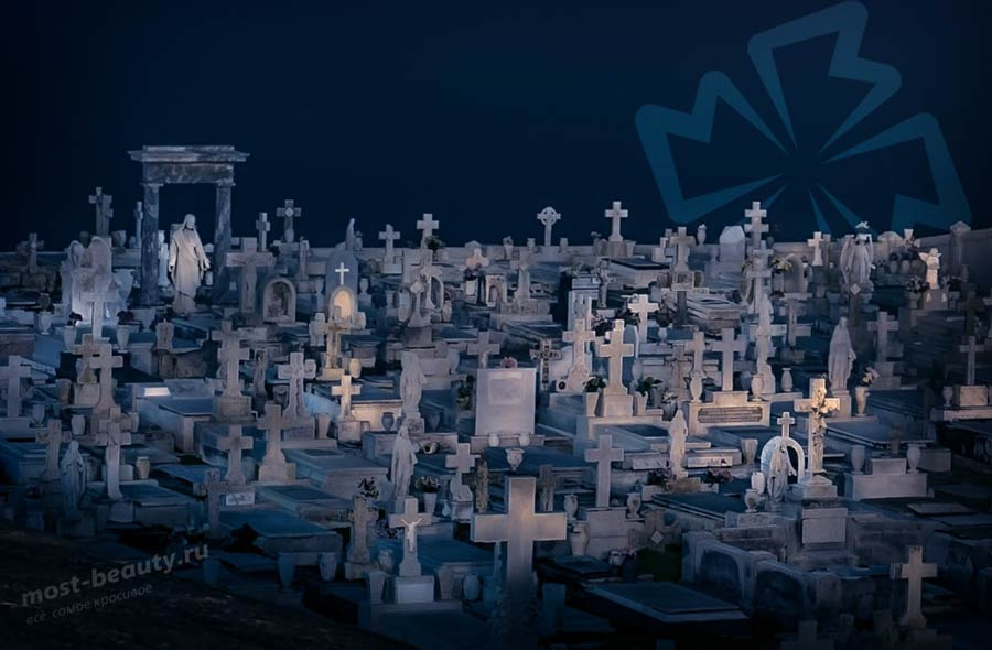 Кладбища. CC0
