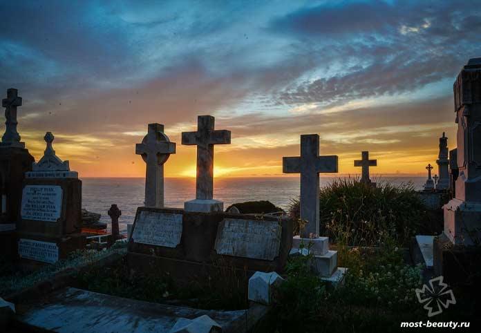 Красивое Кладбище. CC0
