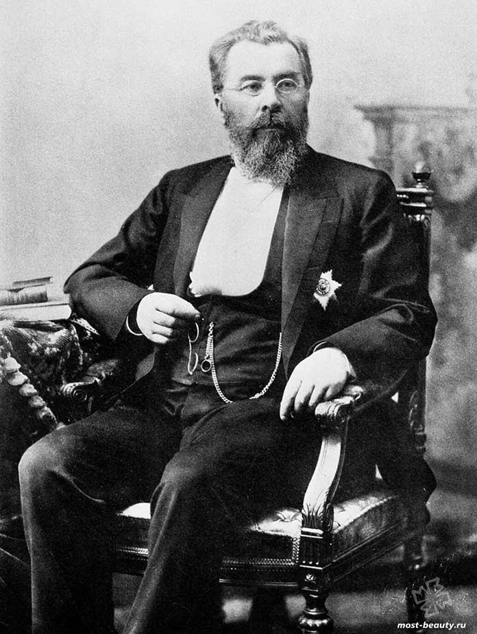 Николай Васильевич Склифосовский. CC0