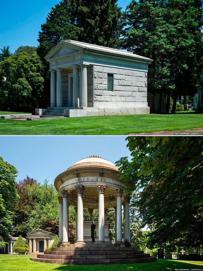 Вудлонское кладбище Нью-Йорка