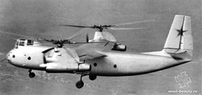 Модель Ка-22