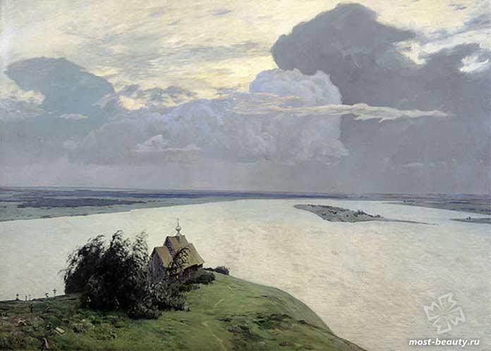 Самые известные картины Левитана.cc0