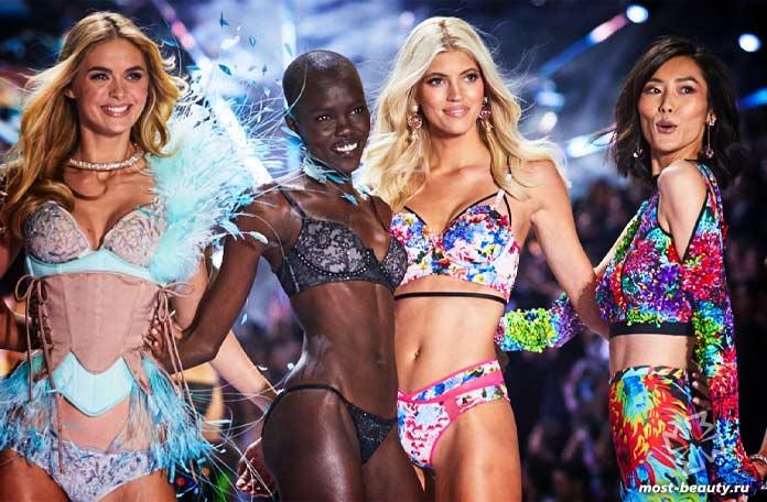 Самые богатые ангелы Victoria's Secret