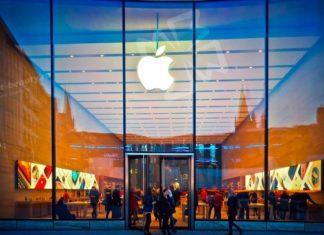 Магазины Apple. CC0