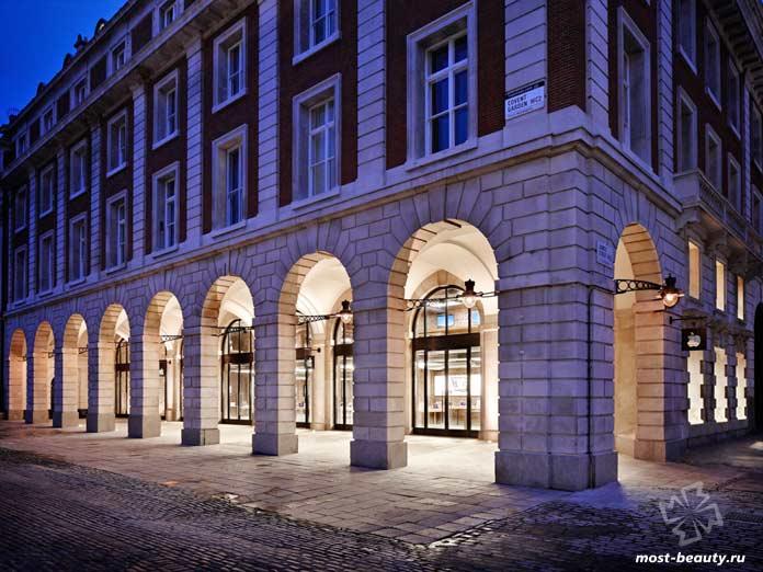 красивые магазины Apple: Ковент-Гарден