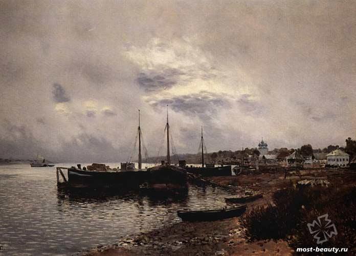 После дождя. Плёс, 1889